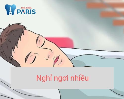Nhổ răng có đau không? nghỉ ngơi nhanh lành vết thương